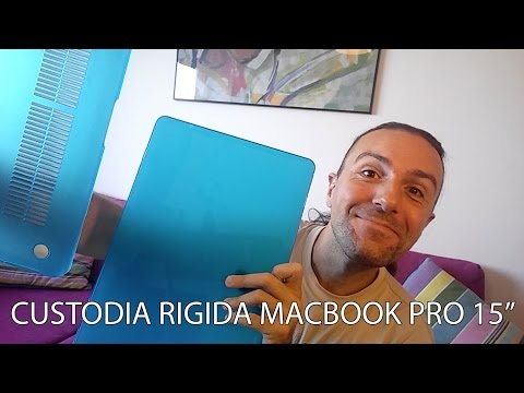 Custodia Tecool per Macbook Pro Retina 15 (mid 2015)
