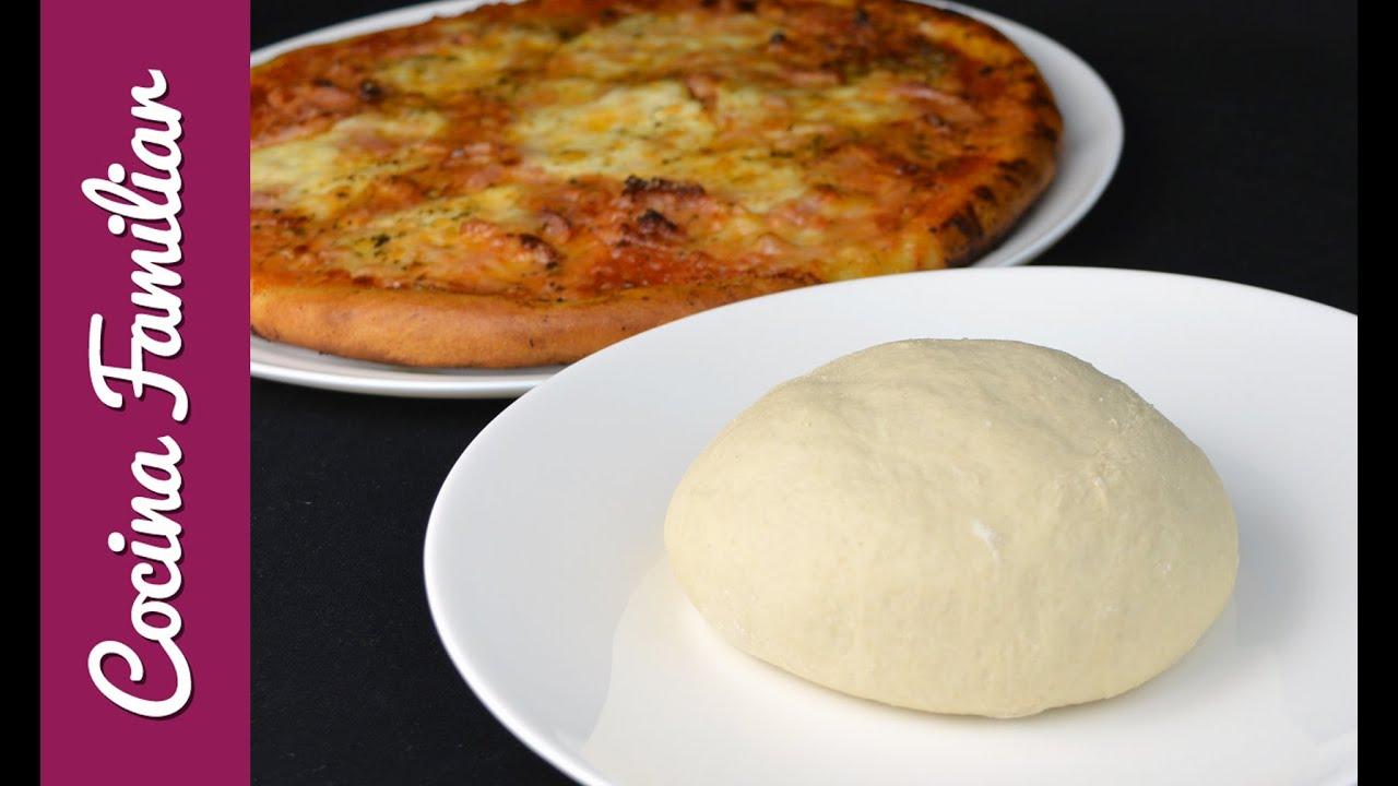 Masa para pizza al estilo italiano | Javier Romero