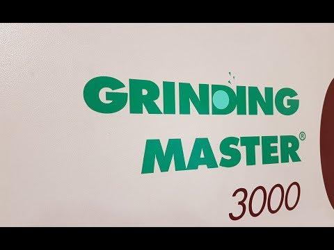 Brúska na plocho GRINDINGMASTER 3000 1999