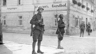 1938 - Rok mobilizace a zrady