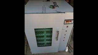Gambar cover Mesin Tetas Digital Kapasitas 1000 butir telur Full Otomatis Lengkap dg Tutorialnya wa0831-2866-2687
