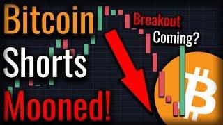 Bitcoin Shorts MOON As Bitcoin Continues To Rally!