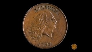 The history of the penny