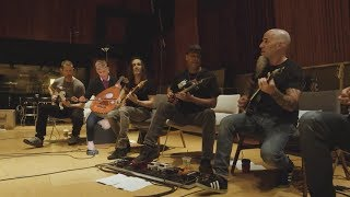 Ellen Joins Iconic Guitarists to play 'Game of Thrones' Theme Song