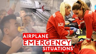 Cabin Crew Training – Safety & Emergency Procedures