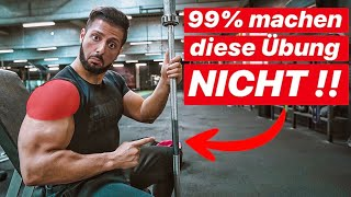 Beste Übung für BREITE Schulter die DU NICHT machst?!