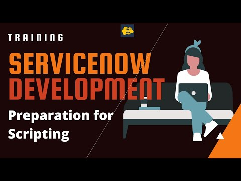 #1 ServiceNow Developer Training | Preparation for Scripting ...