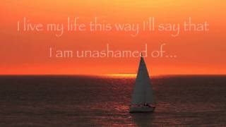 Chris August - Unashamed of You - (with lyrics)