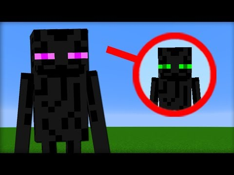 20 Things You Didn't Know About the Enderman in Minecraft