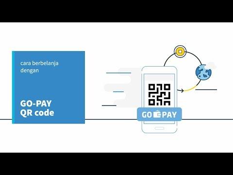 Cara Berbelanja Online dengan GO-PAY QR Code