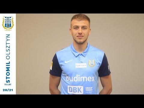 Mateusz Skrzypczak nowym zawodnikiem Stomilu Olsztyn