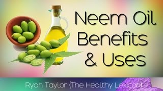 Neem Oil: Benefits and Uses