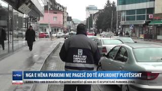 Nga e hena parkimi me pagese aplikohet plotesisht