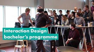 Interaction Design At Malmö University | Freja Detter