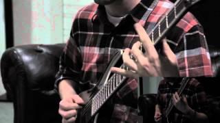 Rise To Remain - Bridges Will Burn Guitar Tutorial Part 1