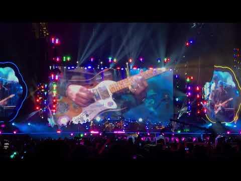 Coldplay - Up & Up (07/11/2017 @Allianz Park São Paulo - Brasil)