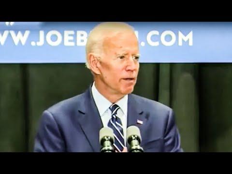 Blank Slate Biden Capable Of Moving Left?