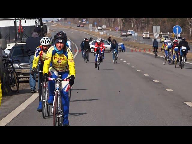 Престижные соревнования по велоспорту пройдут в Ангарске