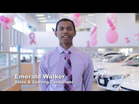 Sales and Leasing Consultant Emerald Walker