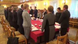 preview picture of video 'I Sesja Rady Gminy Włoszakowice kadencji 2014-2018'
