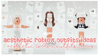 AESTHETIC roblox outfits ideas *tik tok complication*