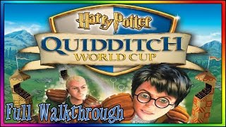 Harry Potter and the Quidditch World Cup | FULL WALKTHROUGH