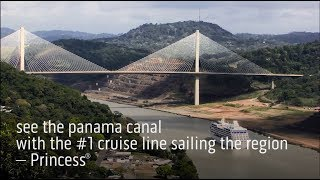 2018-2019 Panama Canal Cruises Video