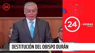 Destitución Del Obispo Durán: Dejó De Ser El Líder De La Iglesia Metodista Pentecostal