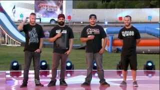 America's Got Talent 2015 Season 10 - Auditions - Metal Mulisha Fitz Army