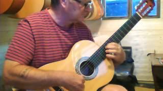 BM Admira Sevilla Vintage Classical Guitar