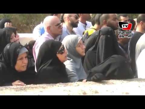 جنازة طبيب الإسماعيلية ضحية اعتداء ضابط الشرطة