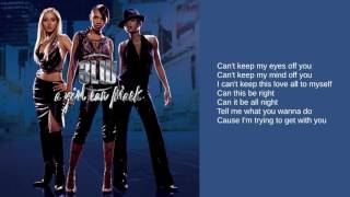 3LW: Bonus Track: Be Like That (Lyrics)