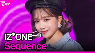 IZ*ONE, Sequence (아이즈원, Sequence) [THE SHOW 201215]