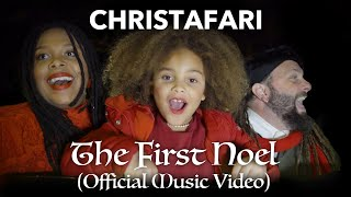 Videoklip Christafari - The First Noel (ft. Ziza Forever Mohr & Markus Ritchie) s textom piesne