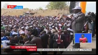 KTN Leo Wikendi: Jamii ya Waluhya yamchangua Wycliffe Musalia Mudavadi kama kiongozi wao