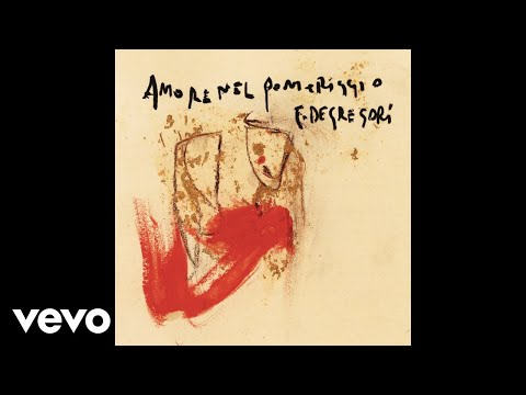 Francesco De Gregori - Cartello alla porta (Pseudo Video)
