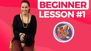 Irish Concertina Lesson 1 - [The Basics] Start Here