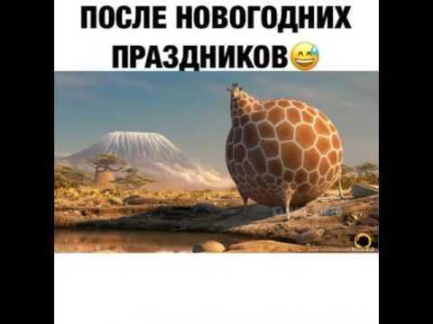 После новогодних праздников)))) Я ЗНЯВ (видео)