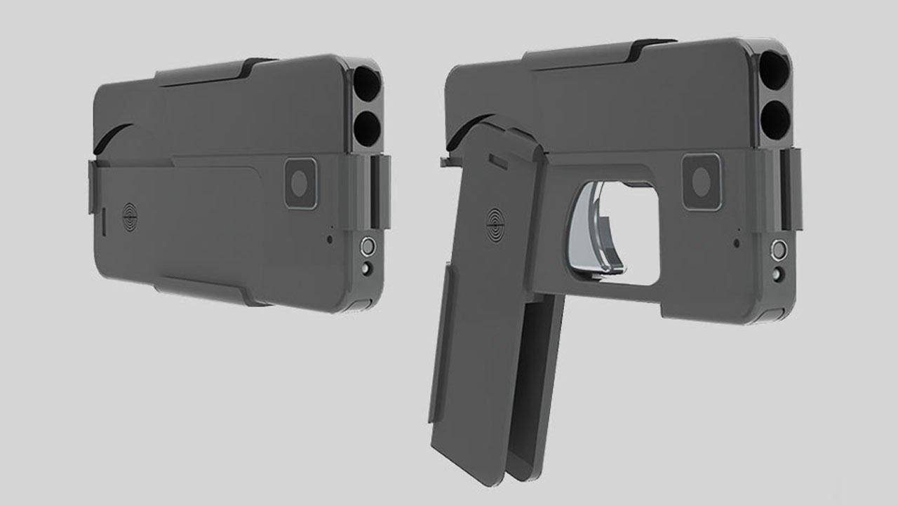 Why A Smartphone Gun Is A Bad Idea thumbnail