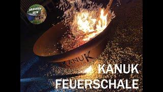 """Produkttest """"Kanuk® Outdoor Feuerschale"""" für Ofenseite.com"""