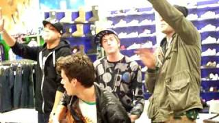 Down With Webster- Time to Win (acoustic) at Boathouse