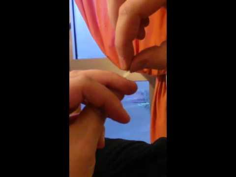 Il trattamento di gel di unghie è delizioso
