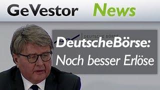 Deutsche Börse: Nach Milliardengewinn kommt die Vorsicht!