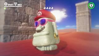 Super Mario Odyssey Gameplay -- Watch Us Play