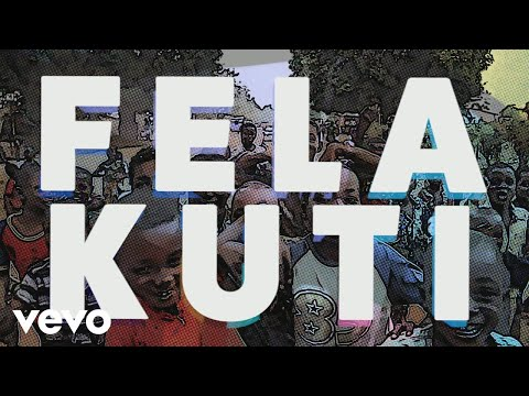 Fela Kuti Lyric Video