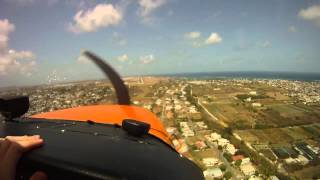 preview picture of video 'Barbados Trip with a student of Caricom Airways Flight Academy'