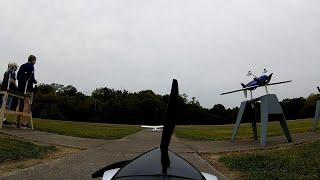 E-Flight Turbo Timber 1.5 FPV flight.