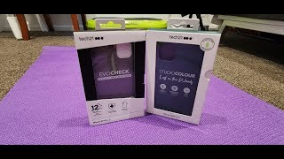Unboxing Tech21 Case for iPhone 11 EvoCheck and Studio Colour