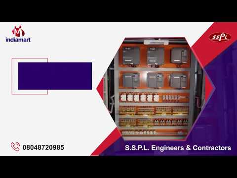 Manufacturer of Control Panels & Power Cables by S S P L  Engineers