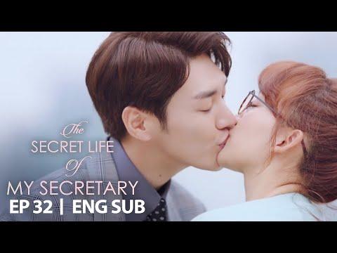 Kim young kwang kisses jin ki joo  the secret life of my secretary ep 32